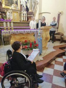 Występ dla Podopiecznych Domu Pomocy Społecznej Sióstr Franciszkanek w Opolu