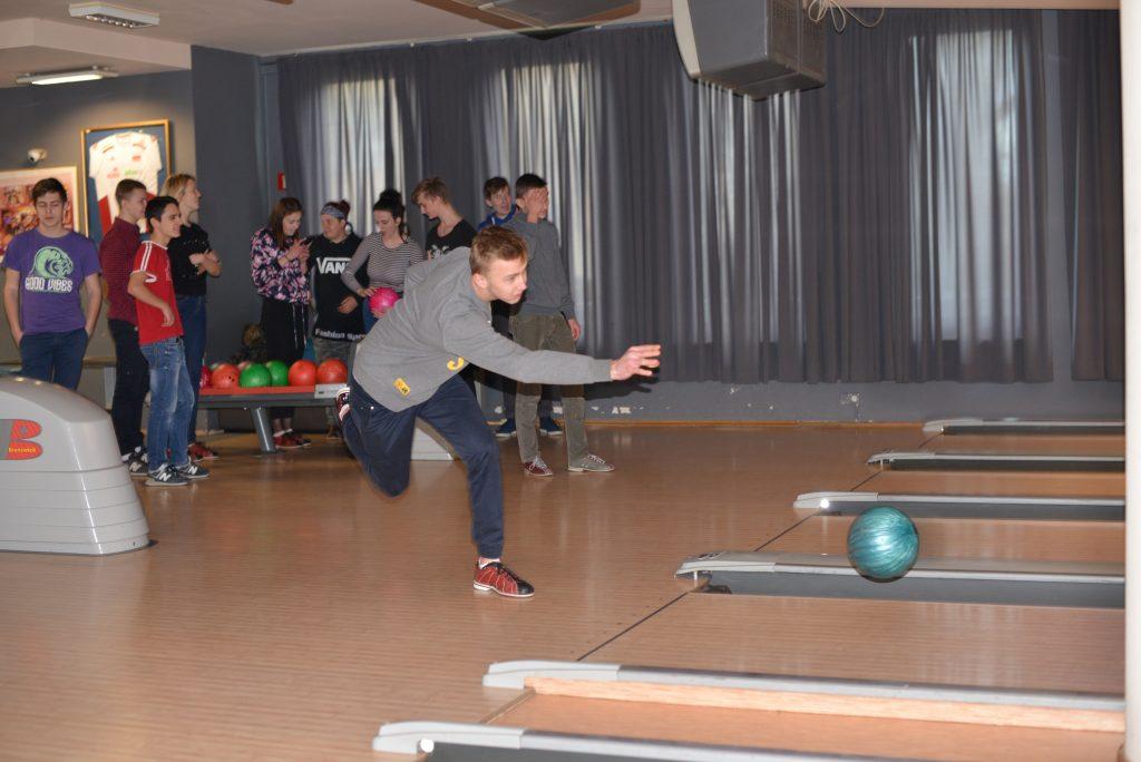 Walentynkowy turniej bowlingowy