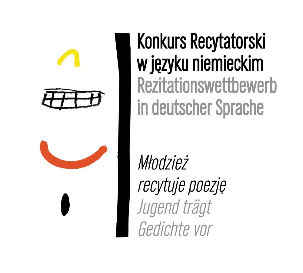 """ZAPRASZAMY DO UDZIAŁU W XXVI KONKURSIE RECYTATORSKIM ,,JUGEND TRÄGT GEDICHTE VOR"""" / ,,MŁODZIEŻ RECYTUJE POEZJĘ"""""""