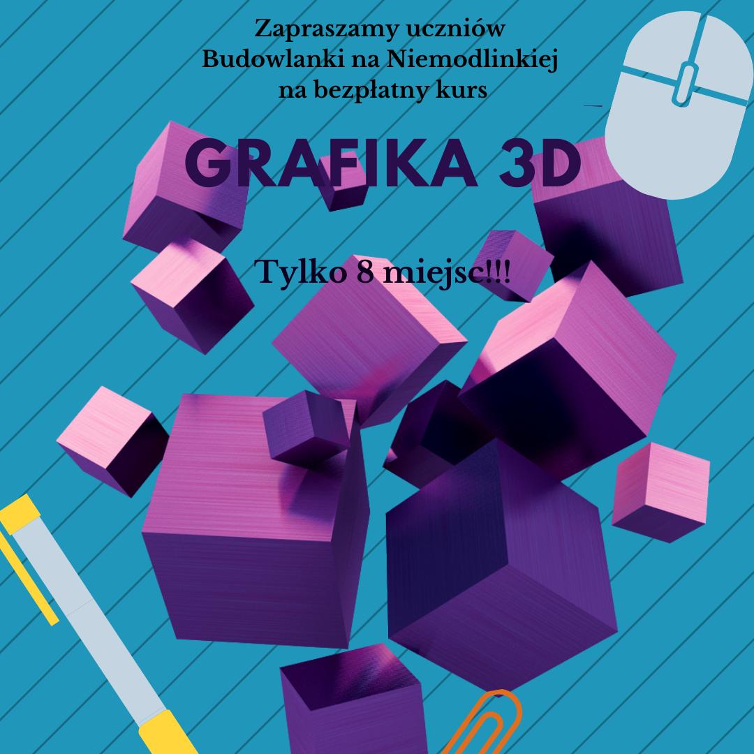 Bezpłatny kurs 3D