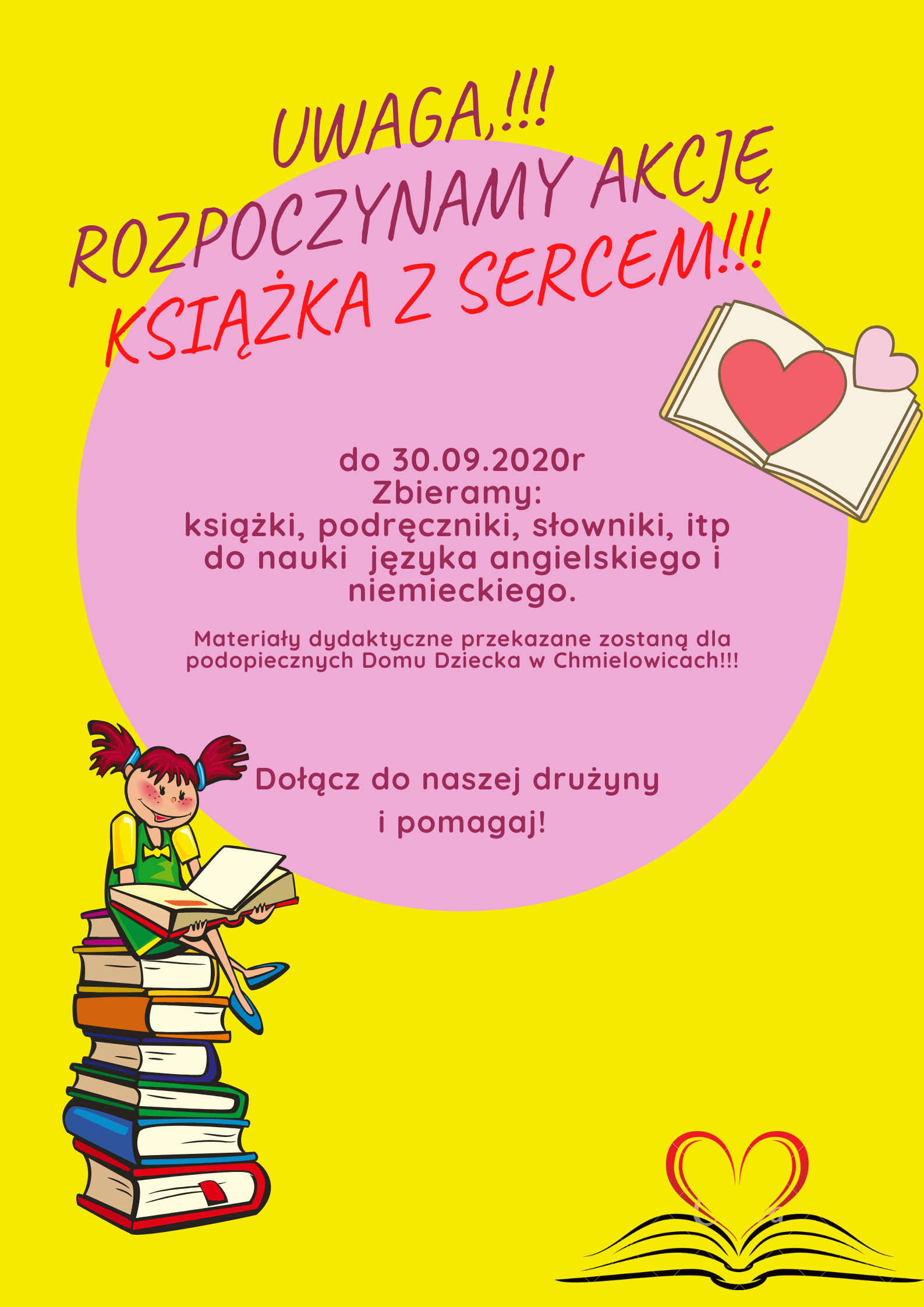 Książka z Sercem !!!!