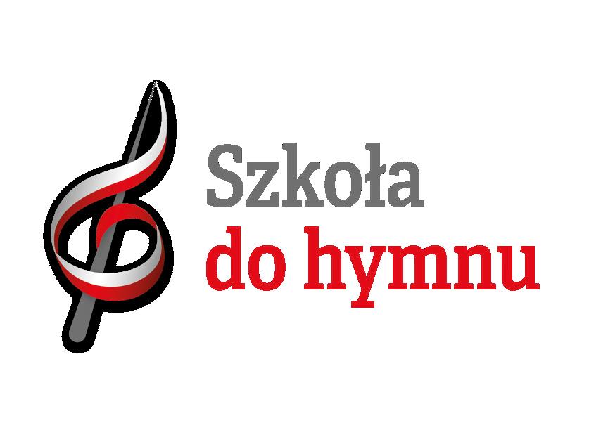 """Dyplom dla szkoły za udział w akcji """"Szkoła do hymnu""""."""