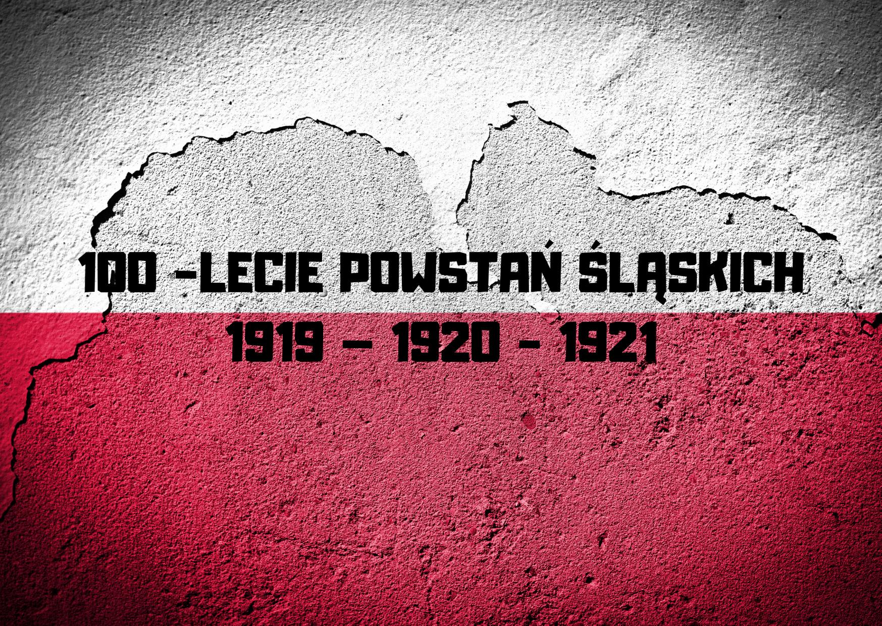 """KONKURS – """"Powstania Śląskie"""""""
