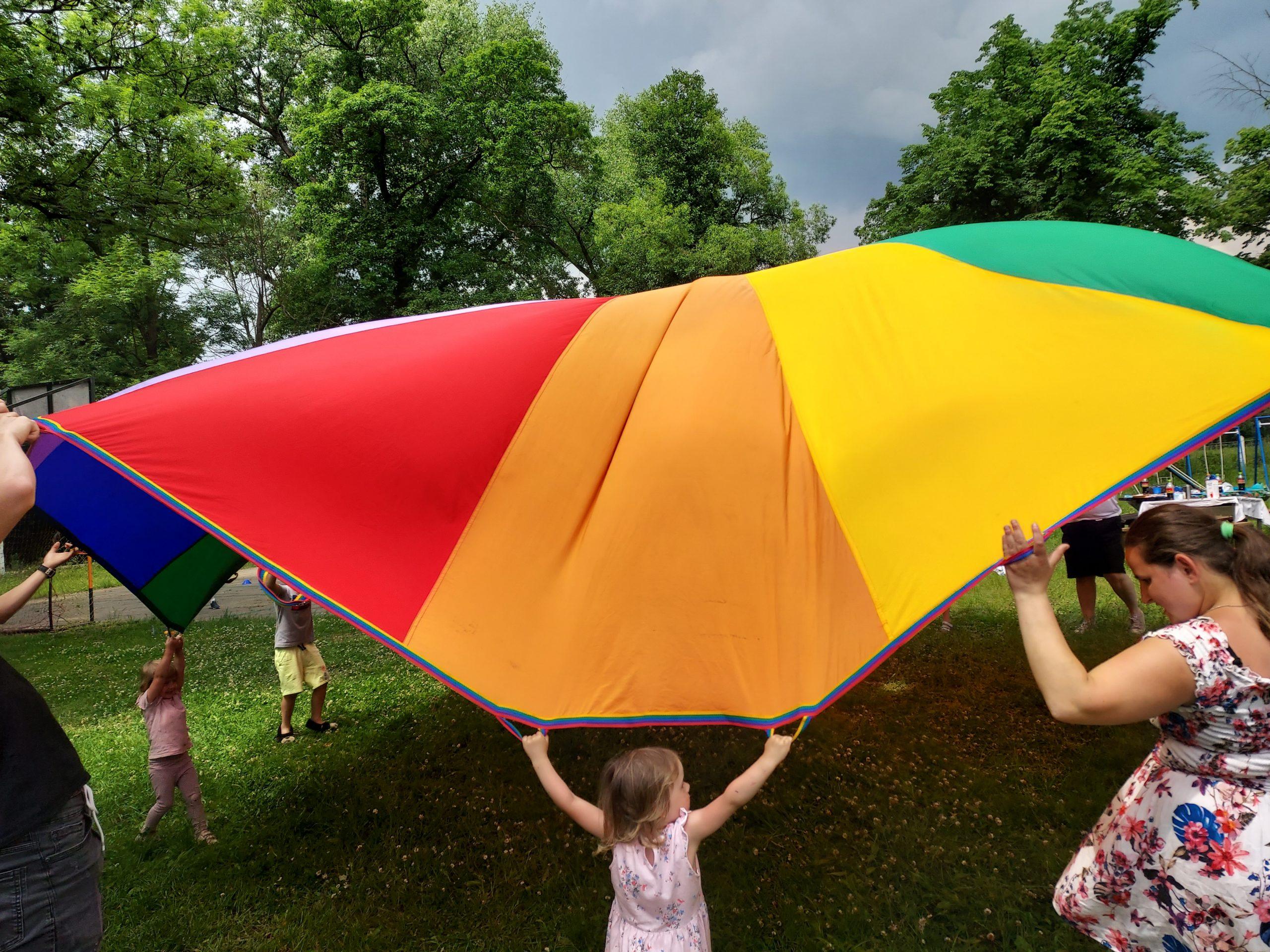 Festyn – Kolorowy Świat  Dziecka